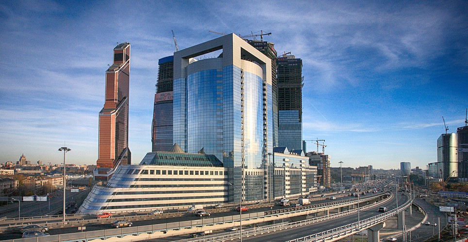 Nord Tower (Moscow City)